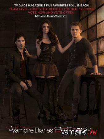 Дневники вампира 4 сезон 7 серия смотреть онлайн. Мой Брат Хранитель