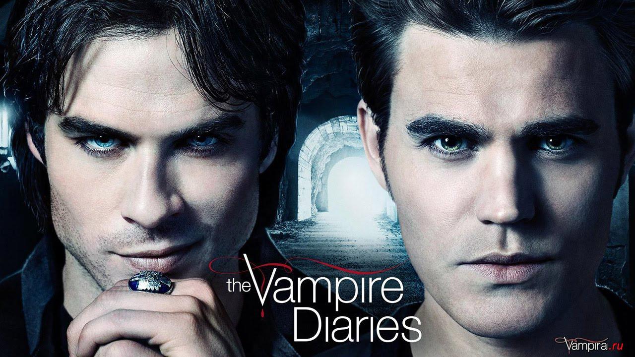 Скачать торрент дневники вампира 15 серия 7